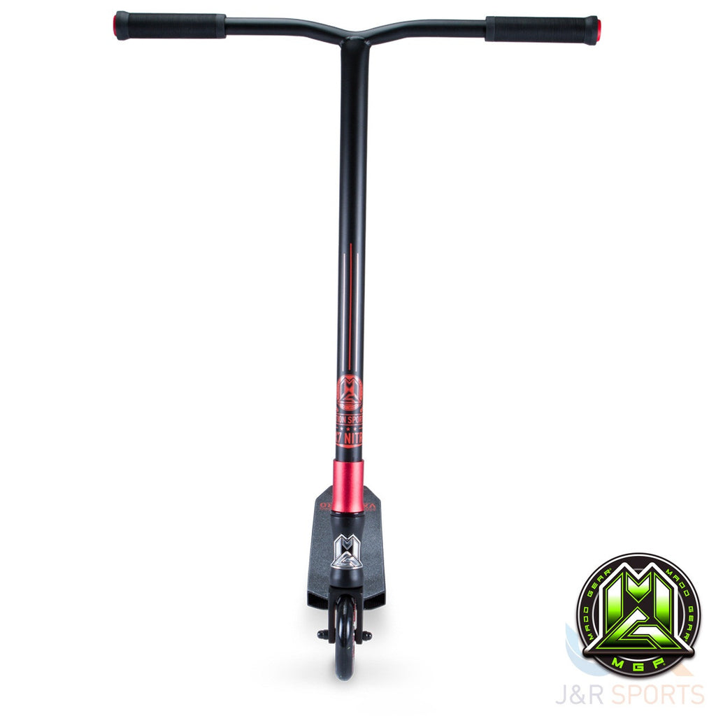 MGP VX7 Nitro Stunt Scooter - Black/Red - Indigo Scooters - 4