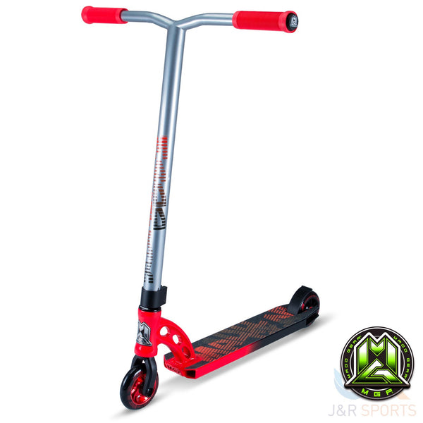 MGP VX7  Pro Stunt Scooter - Red / Black - Indigo Scooters - 1