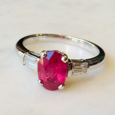 Ruby and Diamond Solitaire
