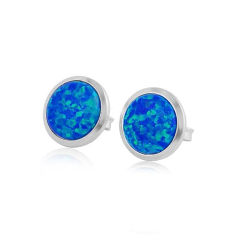 Opal Studs 5mm all colours