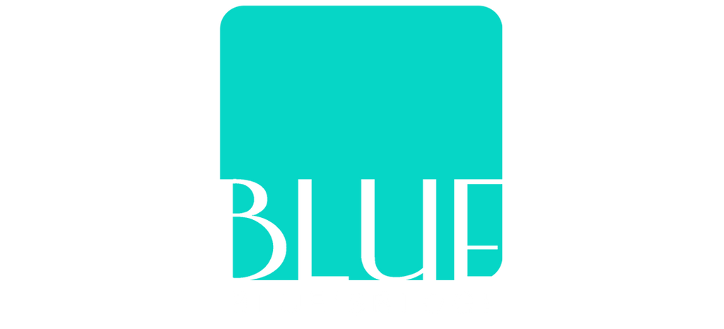 Blue Blog Logo