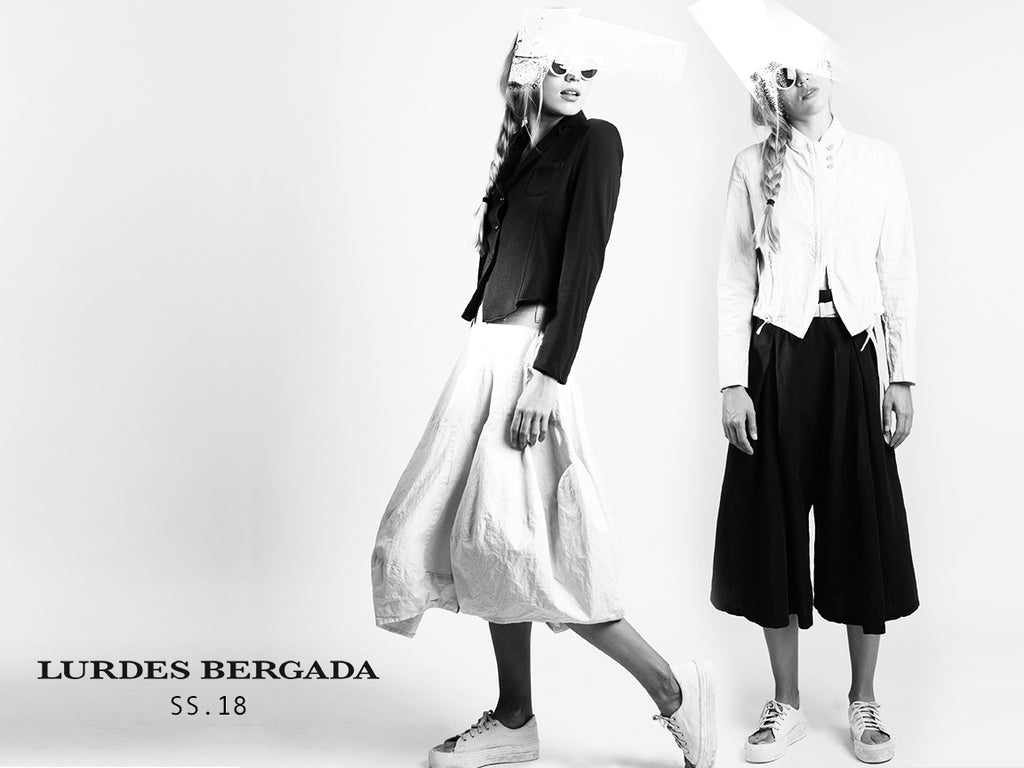 Lurdes Bergada SS18 Now in Stock!