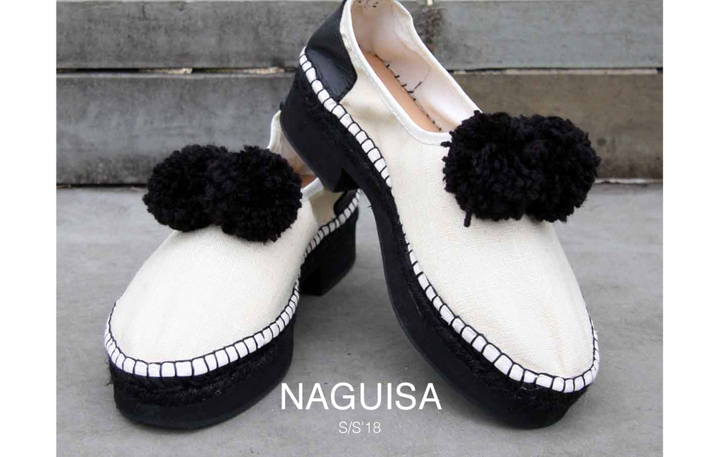 Summer Espadrilles by Naguisa