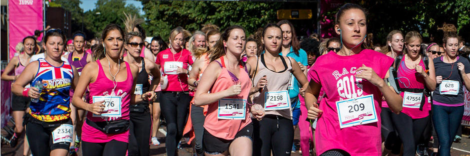 Kerry and Rachael's Race for Life - Bath