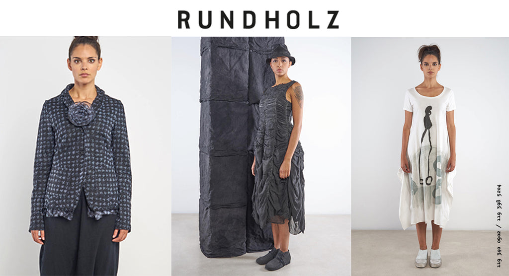 Rundholz Summer Collection Available at Blue