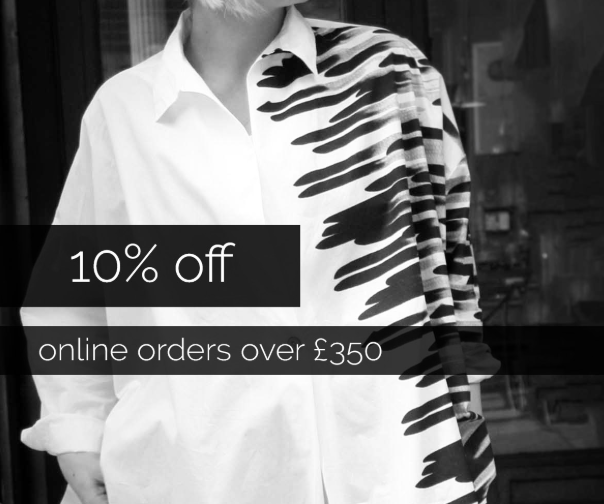 10% Off Orders Over £350