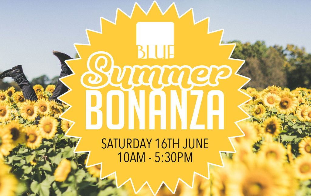 Blue's Summer Bonanza 16/06/2018