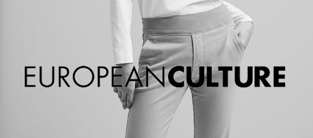 European Culture Eco-Friendly sustainable fashion clothing