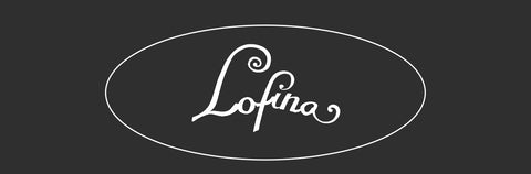 Lofina Footwear Logo UK Stockist Blue in Bath at The Loft