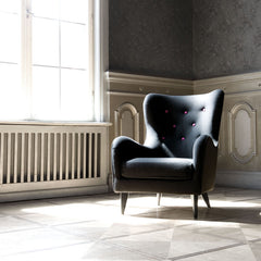 Pola Wingback Chair from the New Furniture Range at Blue Home
