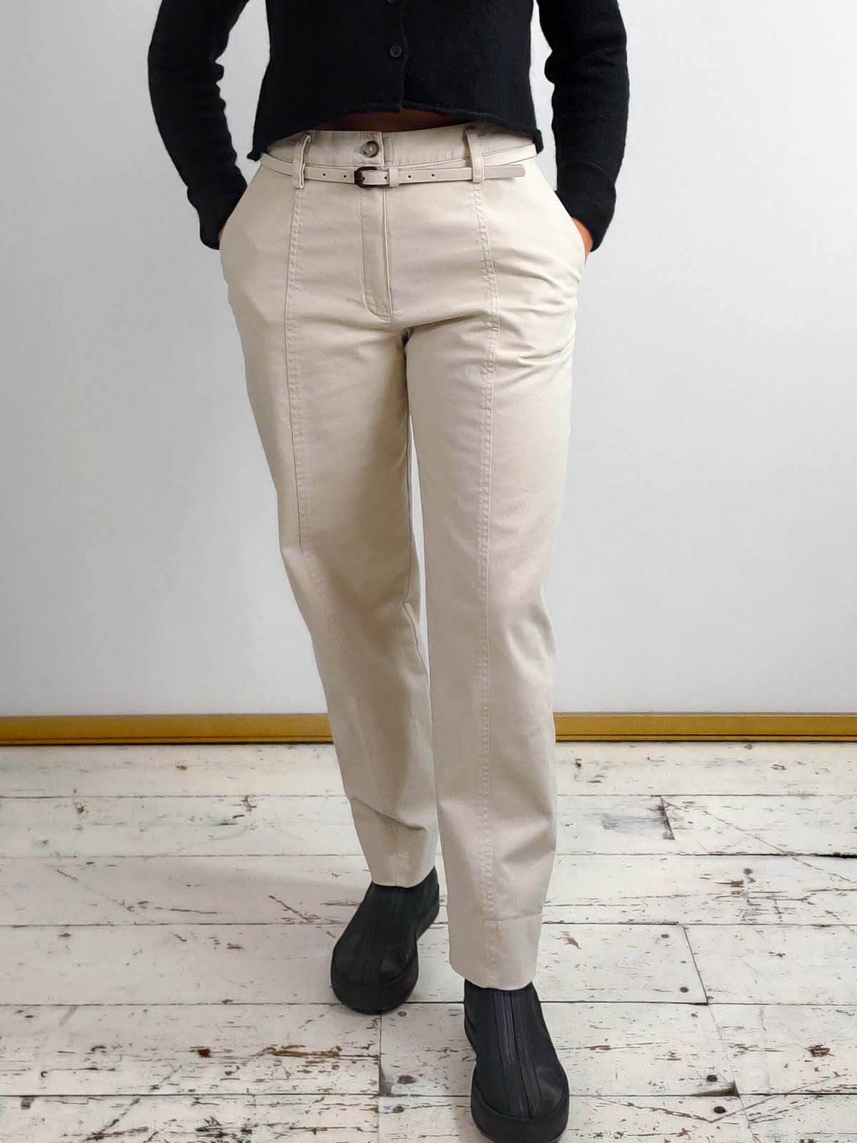 Annette Gortz [Ido] Trousers in Two Colours