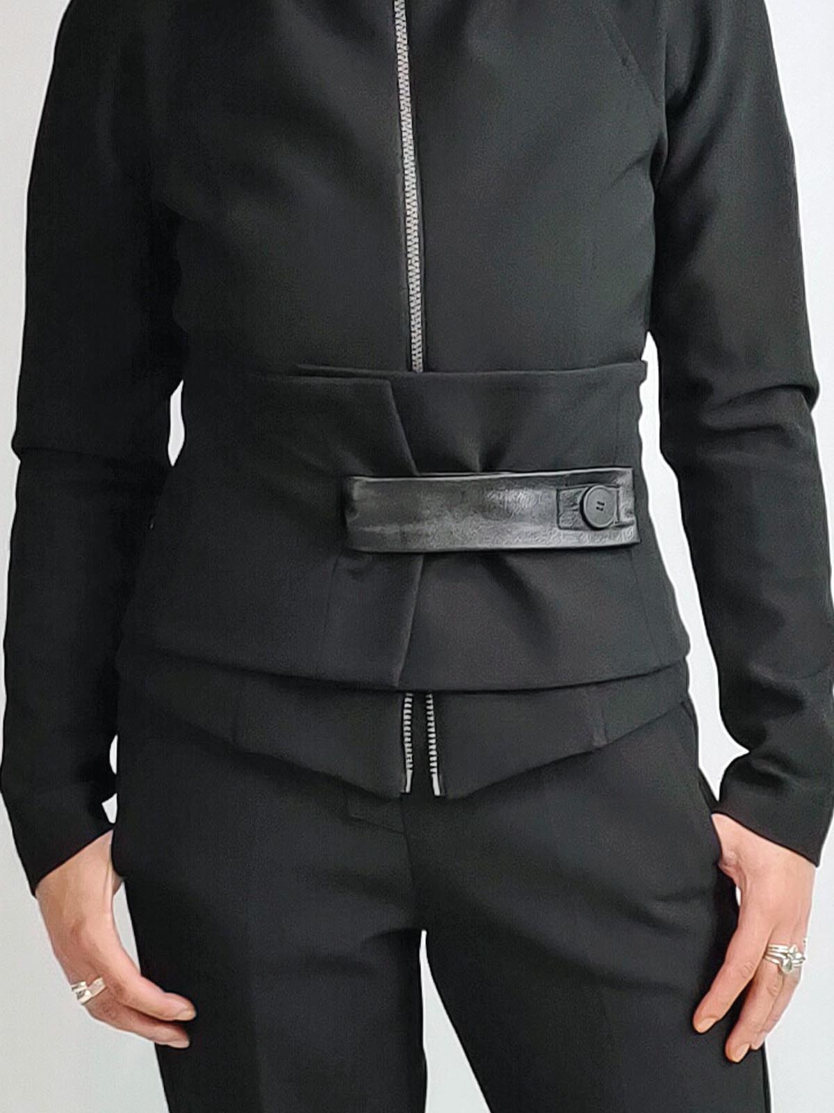 Ania Schierholt Belt [2195/66] Black