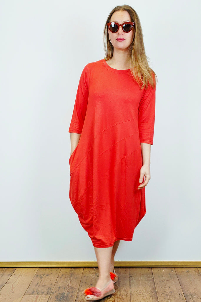 THANNY Cotton Easy Dress