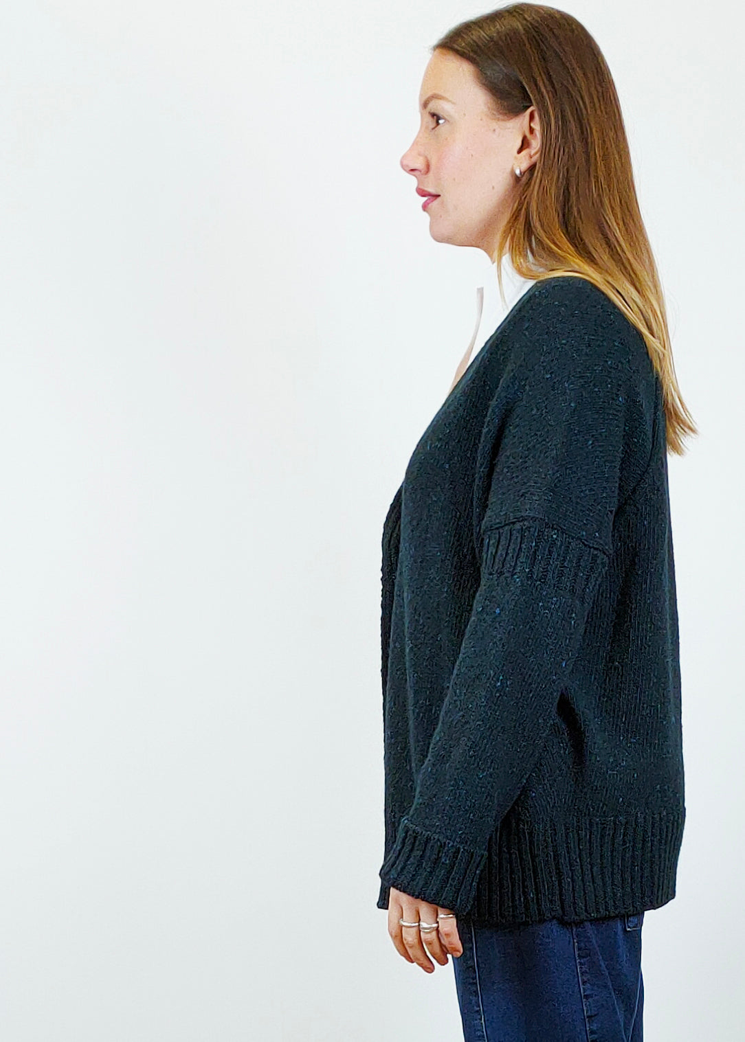 McConnell Cashmere & Wool Cardigan