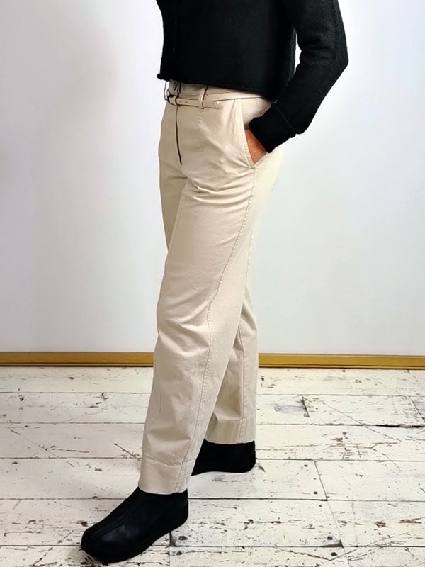 Annette Gortz [Ido] Trousers in Cream