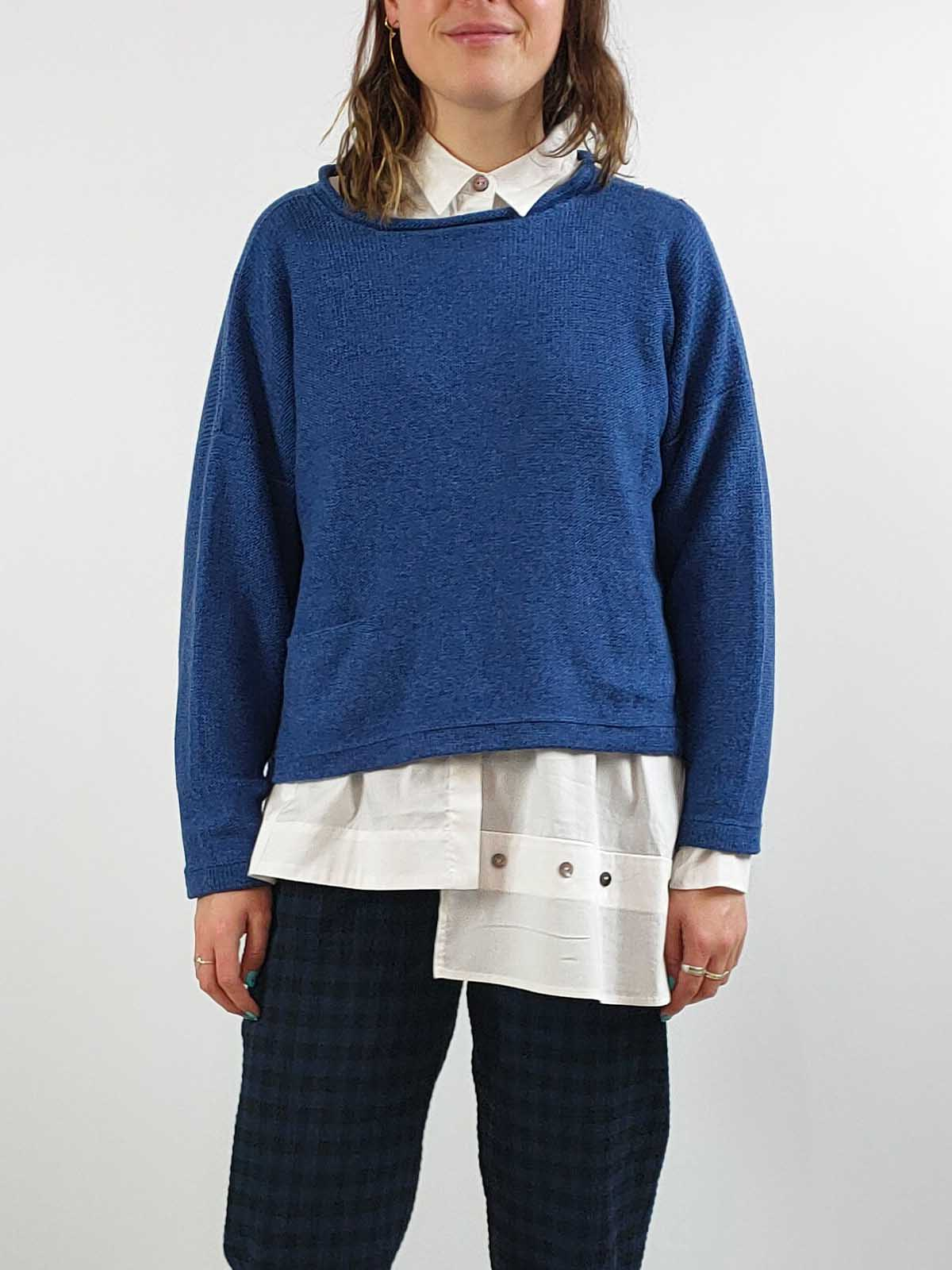 Quernstone [BRAVO] Jumper - 2 Colours