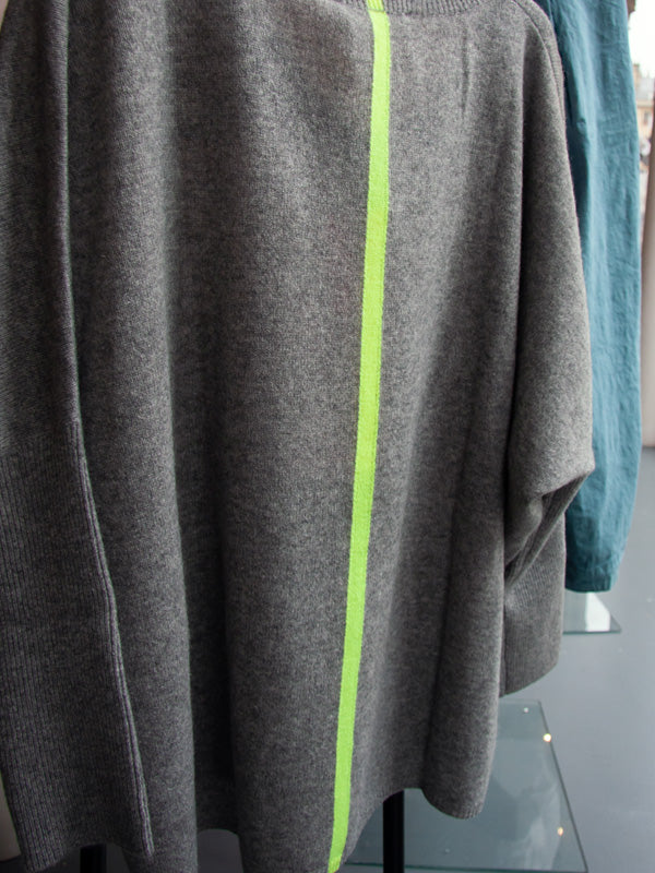 AbsolutCashmere. V-Neck Jumper [Chloe] - Two Colours