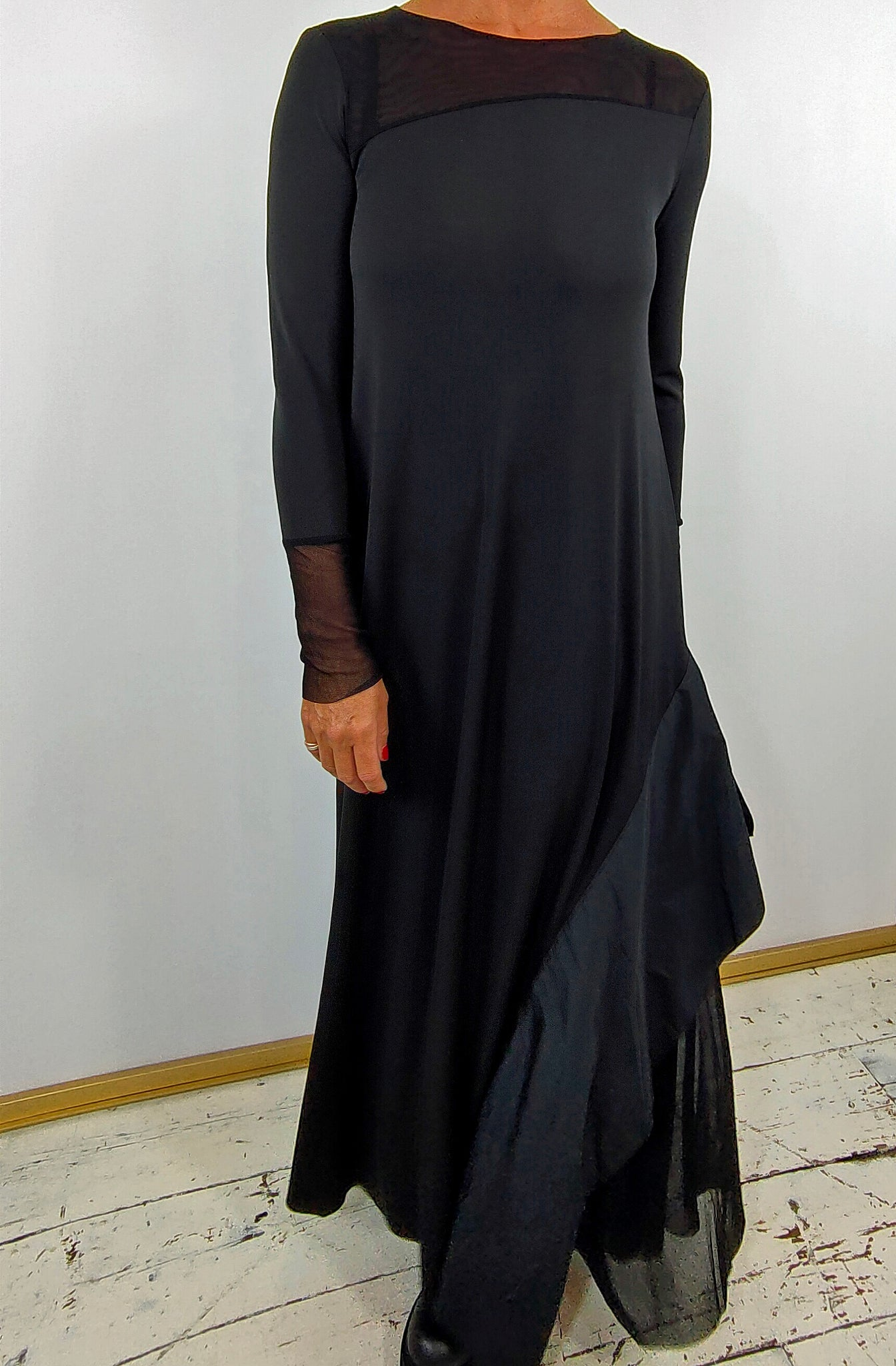 XD Xenia Design Long Dress [ATIA] in Black