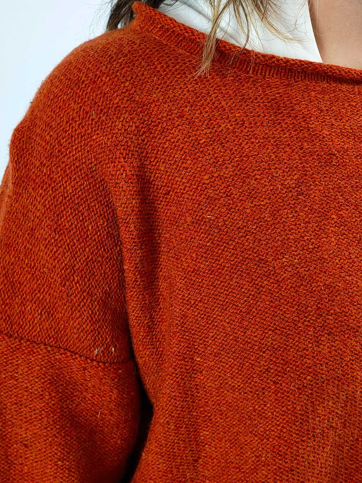 Quernstone Lambswool & Cashmere [DUET] Jumper - 2 Colours