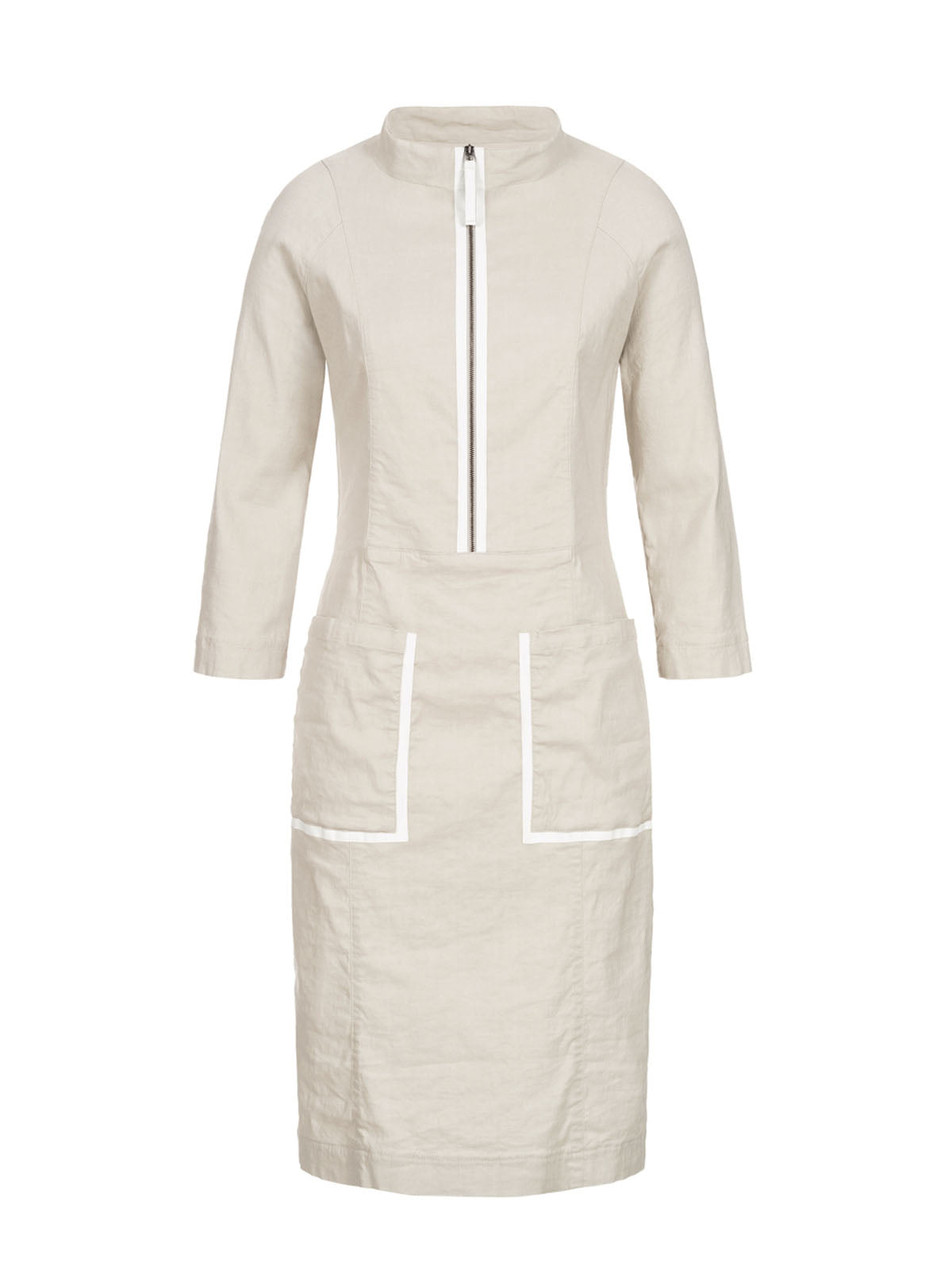Annette Gortz Linen Blend Dress