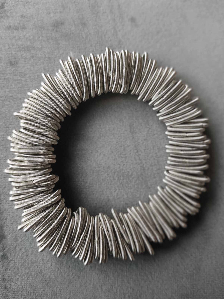 Hoops and Springs Bracelet