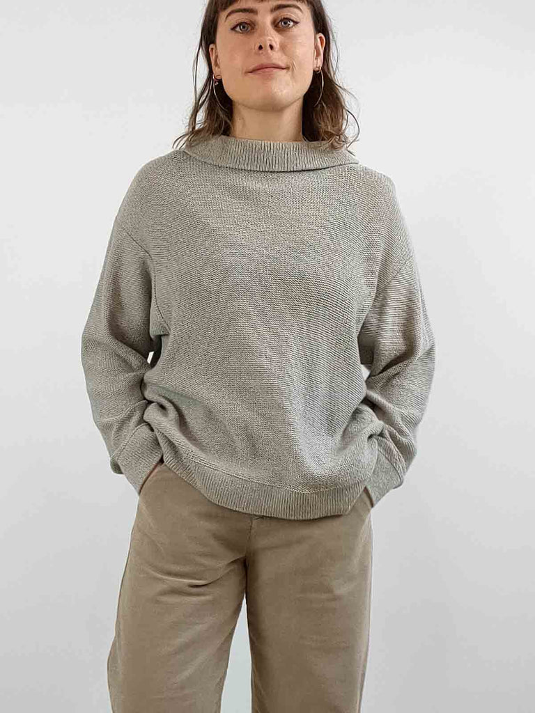 Quernstone Silk & Lambswool jumper [LOLA] Other Colours
