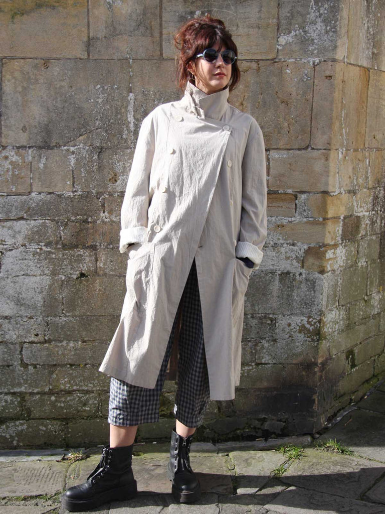 Syngman Cucala Cotton Trench - Sand