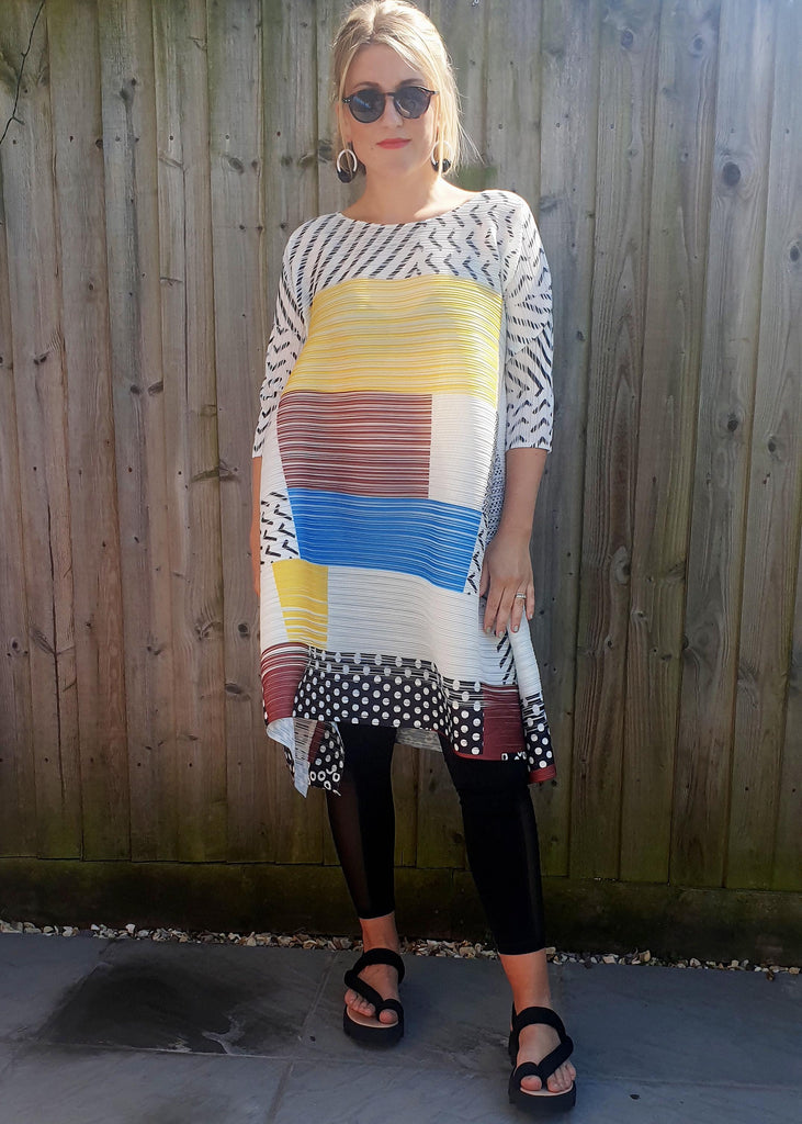 THANNY TUNIC DRESS