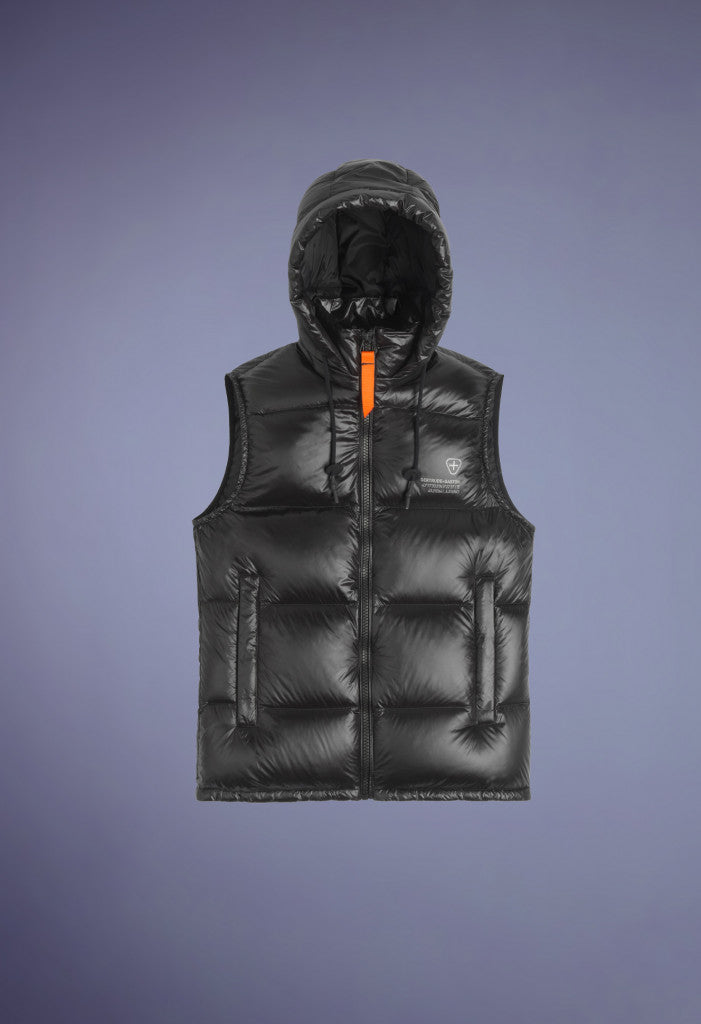 Gertrude + Gaston Padded Gilet [CESAR] - Two Colours