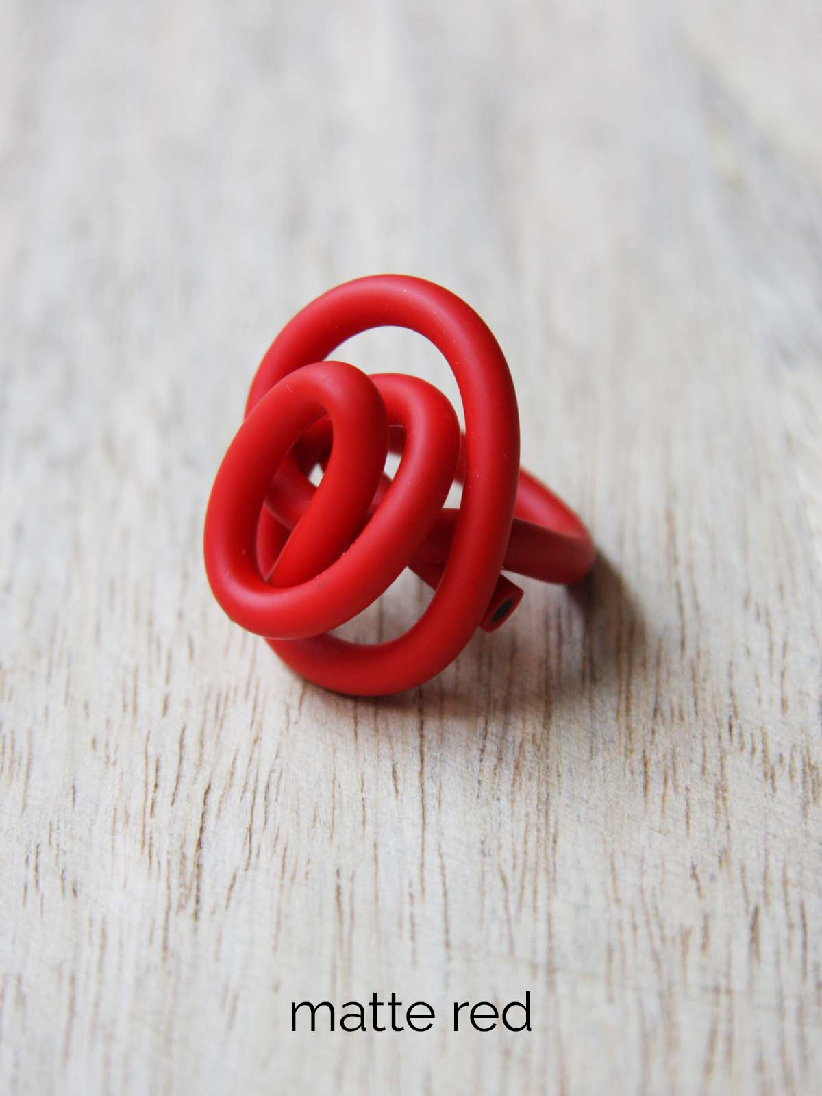 Samuel Coraux Squiggle Rings - 17 Colours!