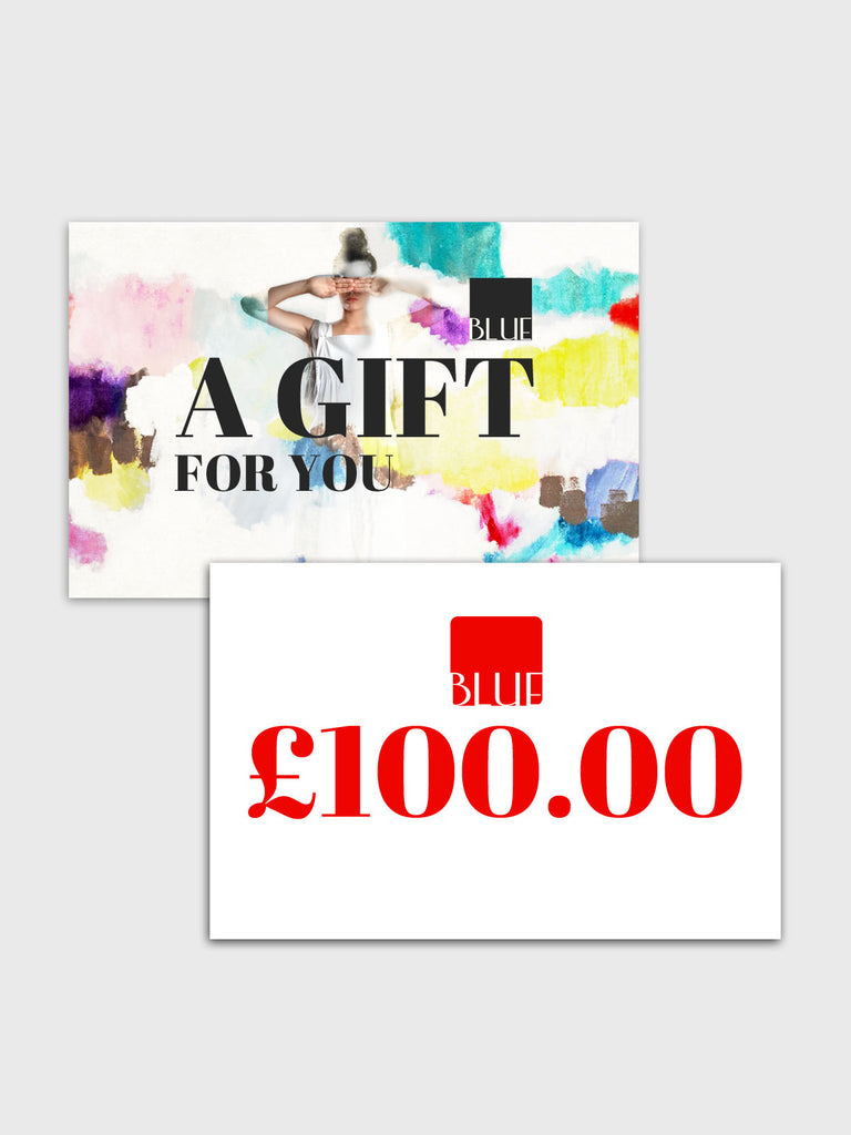 £100 Gift Card for Blue