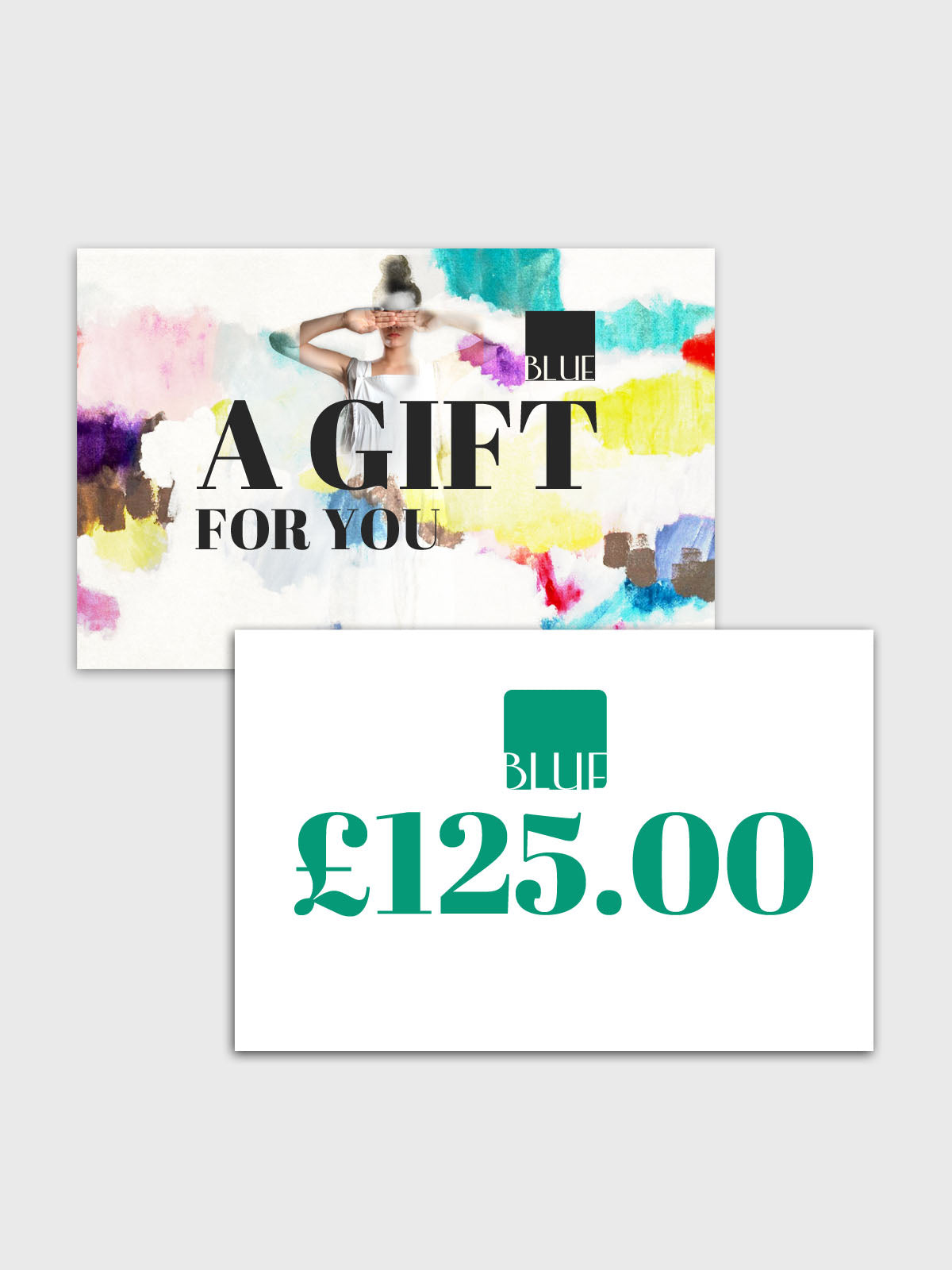 £125 Gift Card for Blue - Blue Women