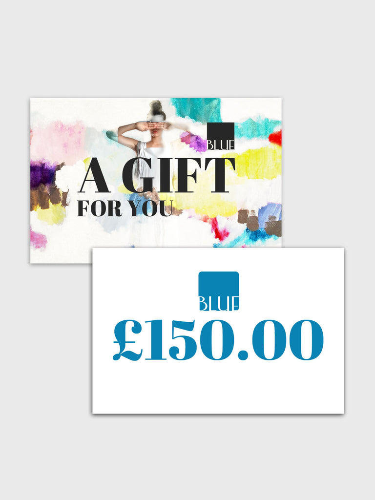 £150 Gift Card for Blue