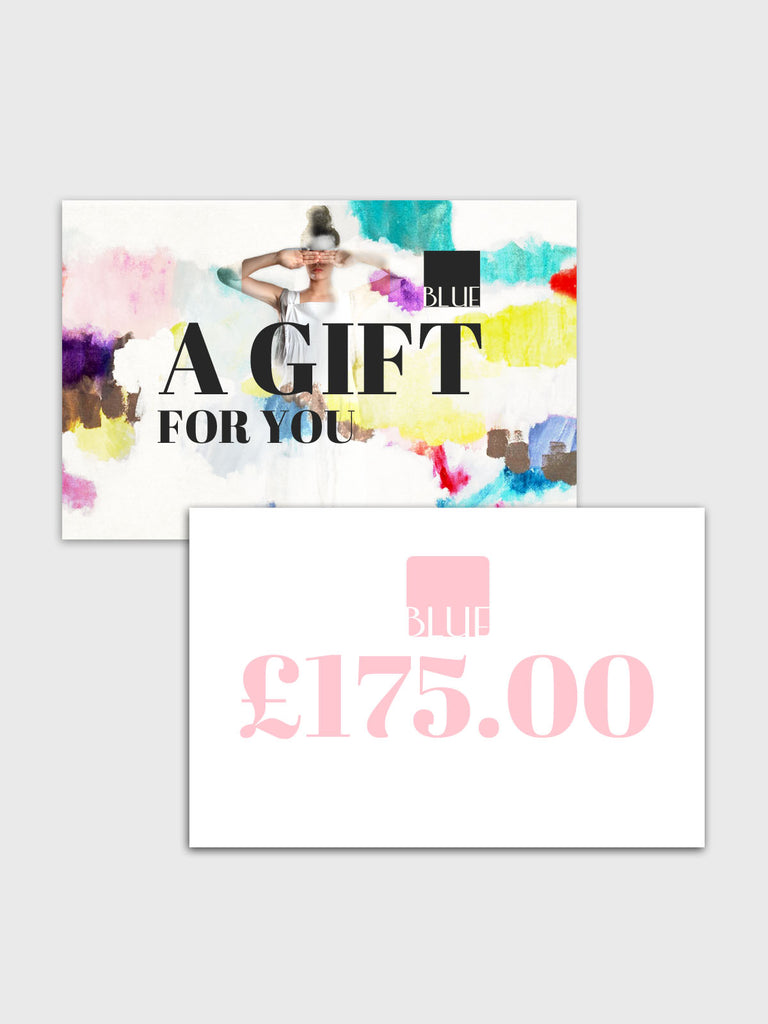 £175 Gift Card for Blue