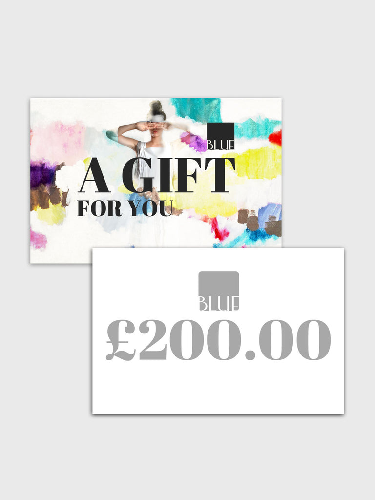 £200 Gift Card for Blue