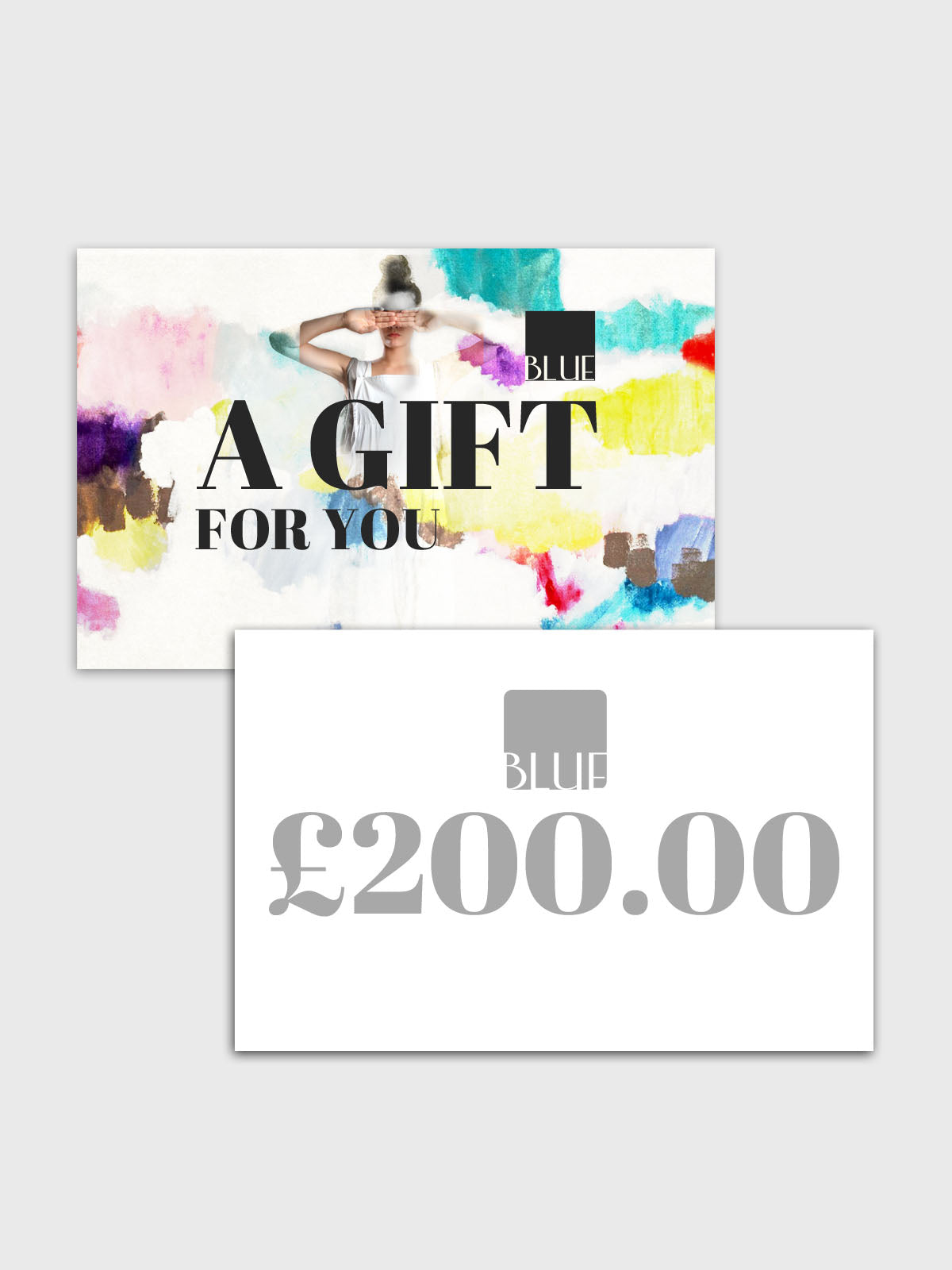 £200 Gift Card for Blue, Gift Cards, Blue Women, Blue Women - Blue Women's Clothing