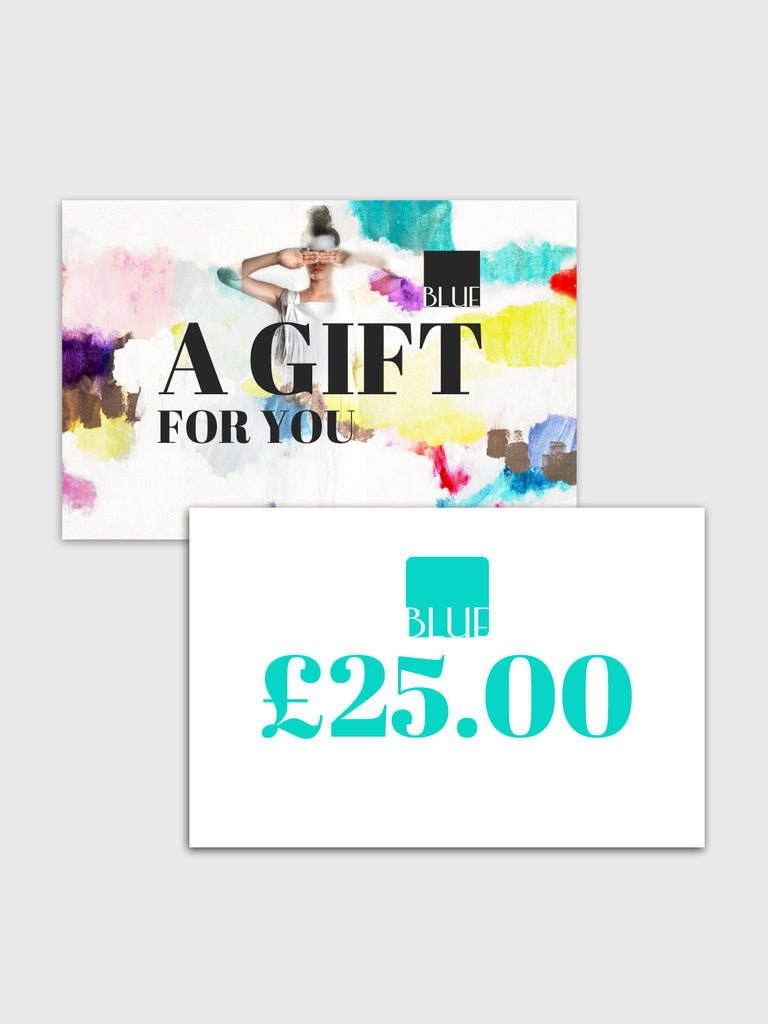 £25 Gift Card for Blue