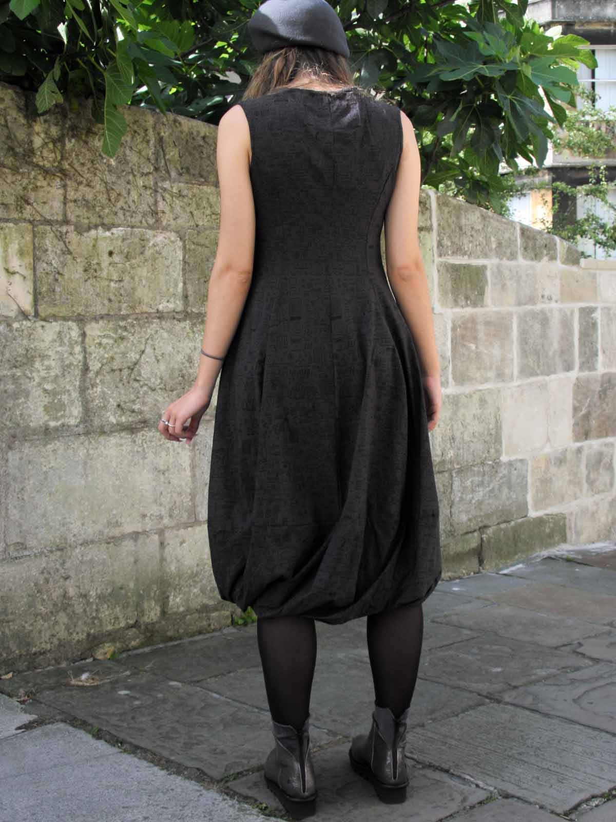 Rundholz Black Label Stretchy Sleeveless Dress