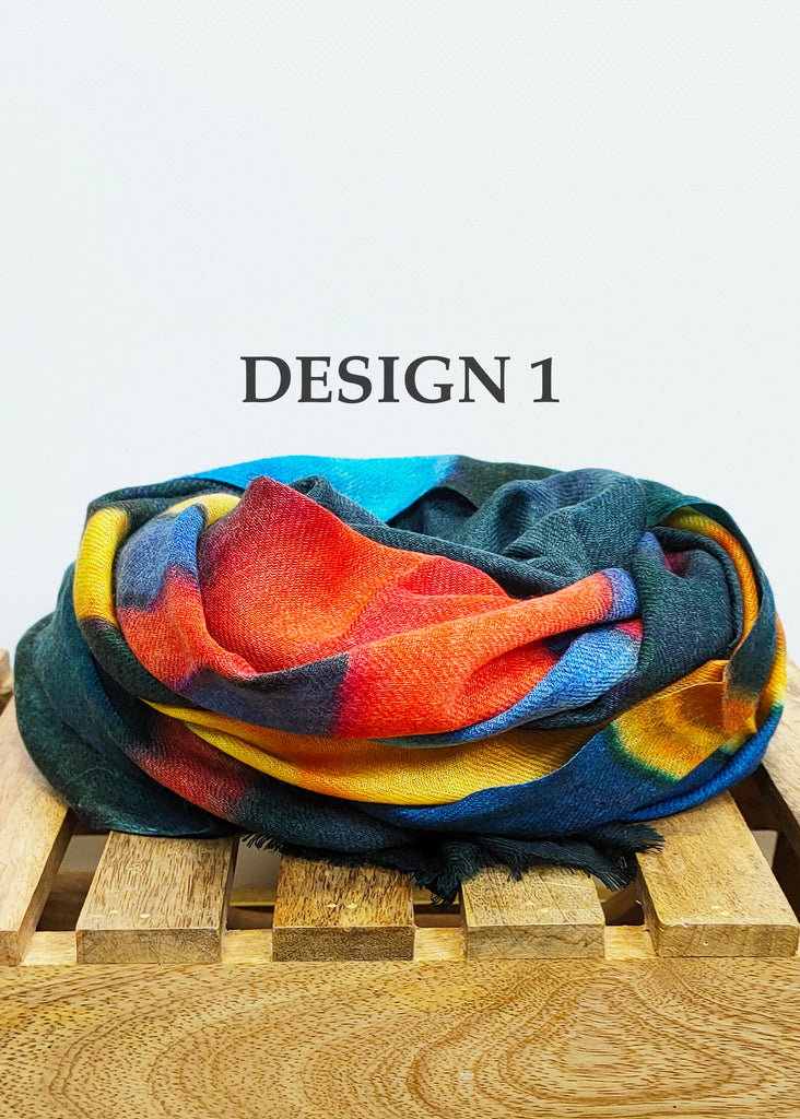 Kapre Scarves- 13 Different Designs