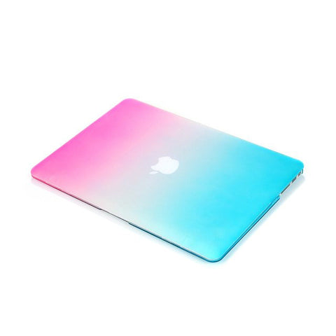 Pink X Blue Ombre MacBook Pro Hardcase