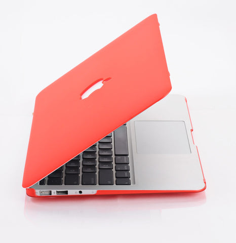 Dessert Red MacBook Pro Hardcase
