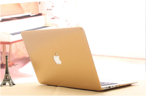 Royal Gold MacBook Pro Hardcase