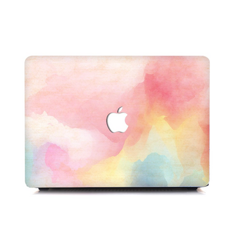 Korean Pastel MacBook Pro Case