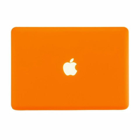 Tangerine Orange MacBook Pro Hardcase