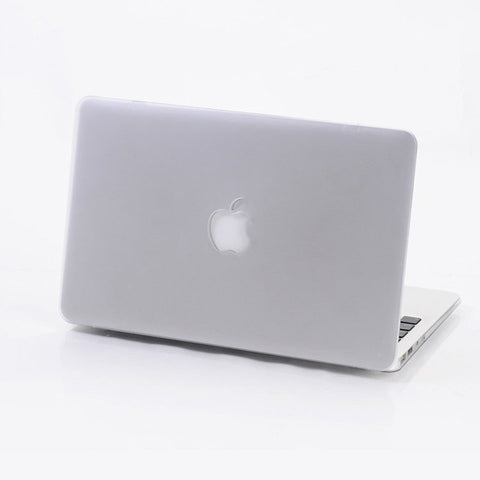 Simple White MacBook Pro Hardcase