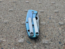 Load image into Gallery viewer, Spyderco Techno/Wire replacement 3D Machined Pocket Clip