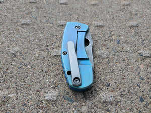 Spyderco Techno/Wire replacement 3D Machined Pocket Clip