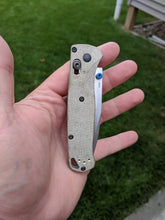 Load image into Gallery viewer, Benchmade Bugout Micarta Scale Set