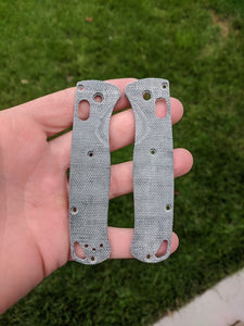 Benchmade Bugout Micarta Scale Set