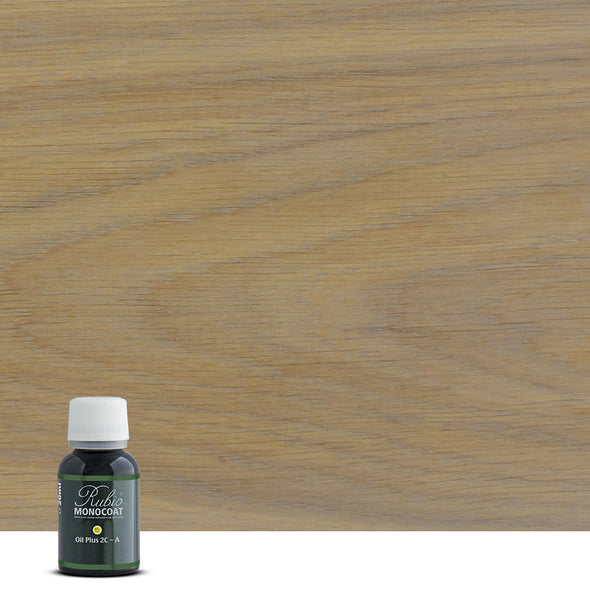 Rubio Monocoat Oil Plus 2c Mud Light